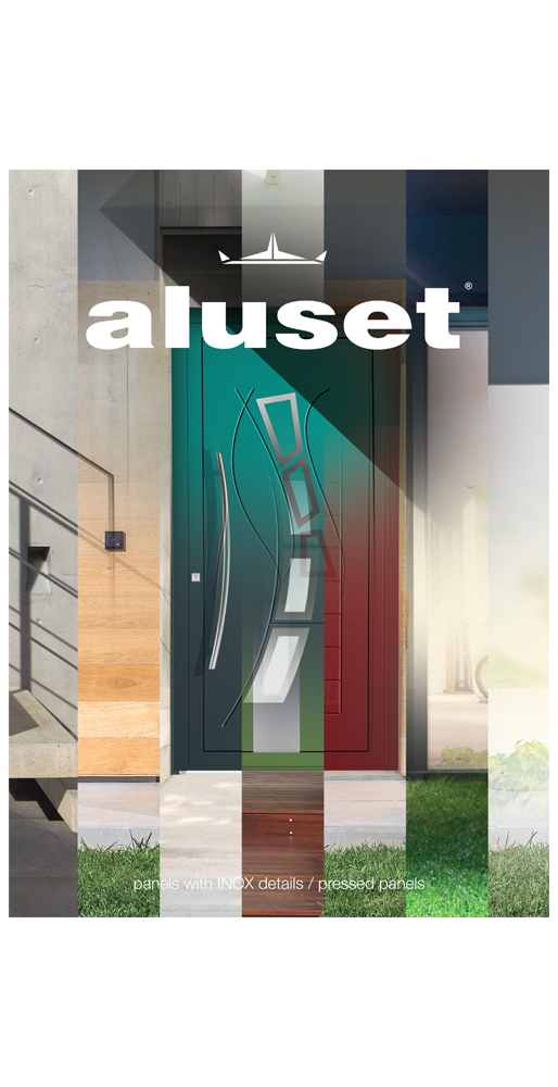 aluset catalogue cover